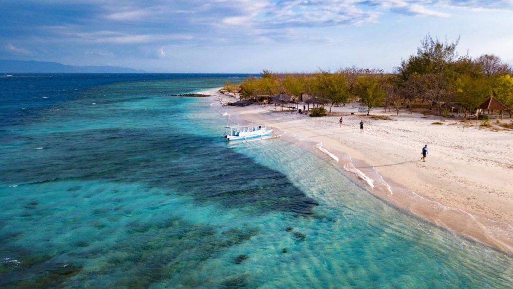 Pesona Gili Kondo Lombok