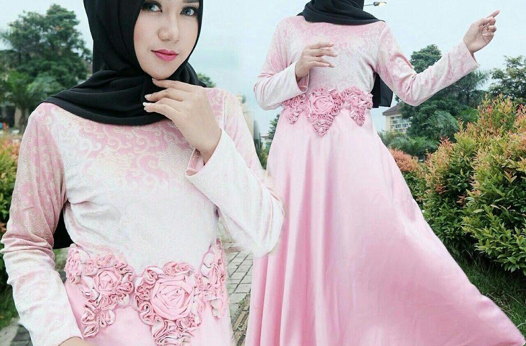 Baju Muslim Gamis Modern Remaja yang Bagus