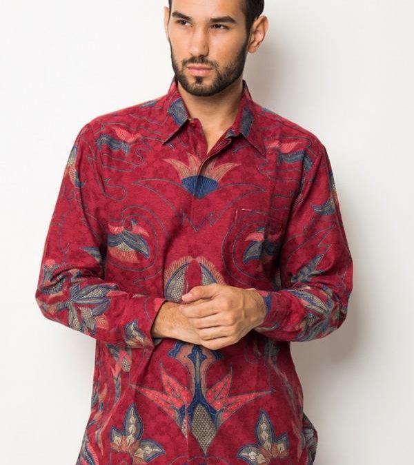 Beraneka Ragam Model Baju Batik Pria Masa Kini yang Keren