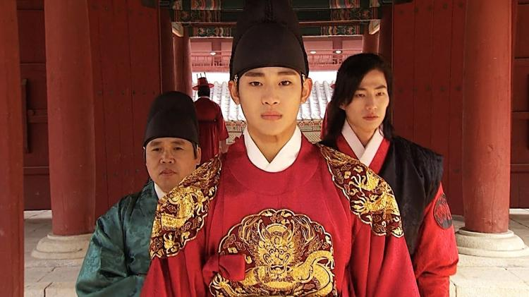 2. The Moom Embracing The Sun