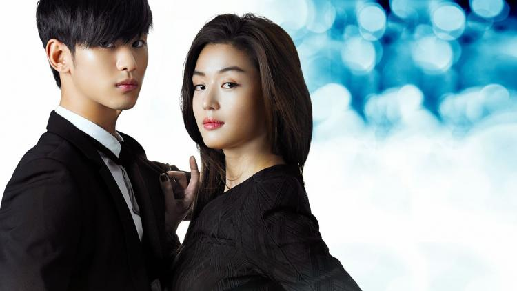 4. My Love From The Stars